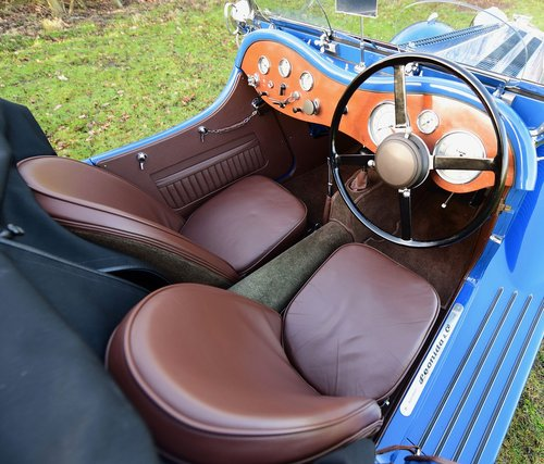 1938 Jaguar SS100 3.5 litre by Leonida & Co For Sale (picture 5 of 6)