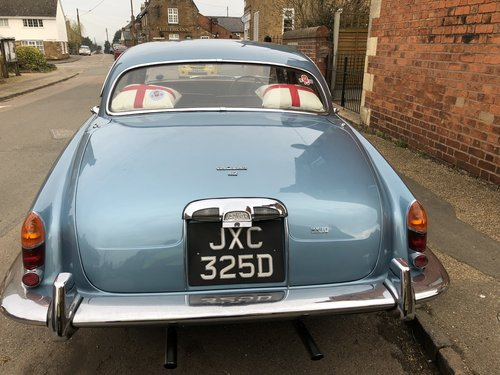 Jaguar MK10  1966 solid as s rock  SOLD (picture 2 of 6)