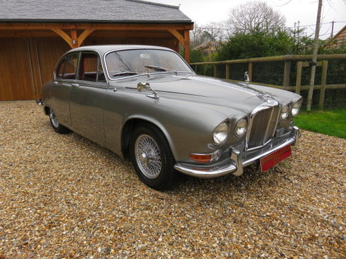 1967 Jaguar 420 (Card payments accepted & Delivery) SOLD (picture 2 of 6)