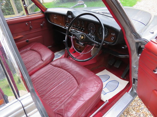 1967 Jaguar 420 (Card payments accepted & Delivery) SOLD (picture 5 of 6)