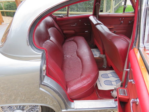 1967 Jaguar 420 (Card payments accepted & Delivery) SOLD (picture 6 of 6)