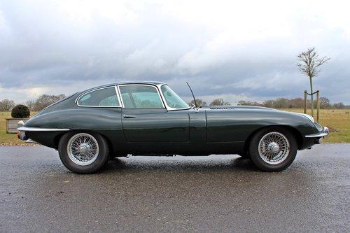 1970 Jaguar E-Type Series 2 4.2 FHC For Sale (picture 2 of 6)