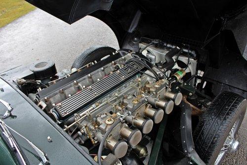 1970 Jaguar E-Type Series 2 4.2 FHC For Sale (picture 4 of 6)