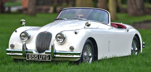 1958 Jaguar XK150S 3.4 Litre Roadster For Sale (picture 1 of 6)