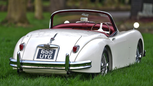 1958 Jaguar XK150S 3.4 Litre Roadster For Sale (picture 2 of 6)