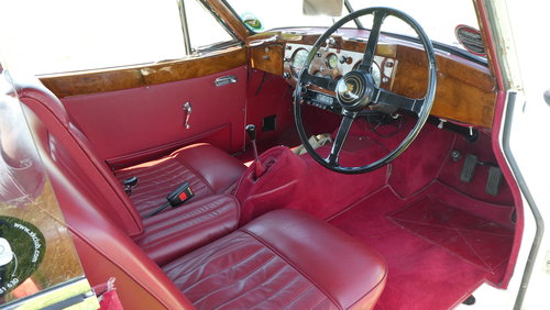 1955 Jaguar XK140 For Sale SOLD (picture 5 of 6)