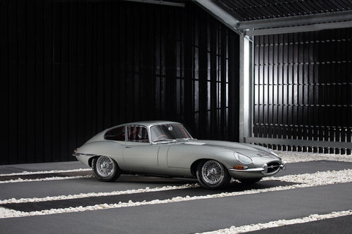 1961 Jaguar E-Type 3.8 Series 1 FHC Flat-Floor Chassis 078 For Sale (picture 1 of 6)