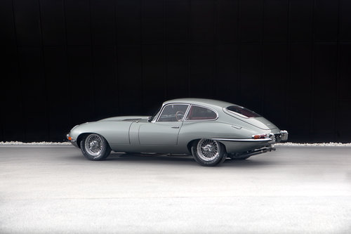1961 Jaguar E-Type 3.8 Series 1 FHC Flat-Floor Chassis 078 For Sale (picture 3 of 6)