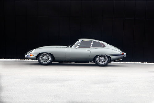 1961 Jaguar E-Type 3.8 Series 1 FHC Flat-Floor Chassis 078 For Sale (picture 6 of 6)