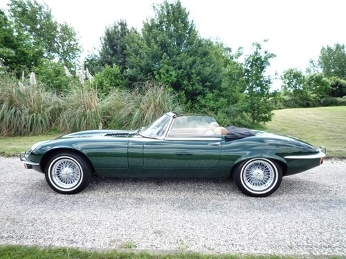 1974 Jaguar E-Type Series 3 V12 Roadster For Sale (picture 3 of 6)