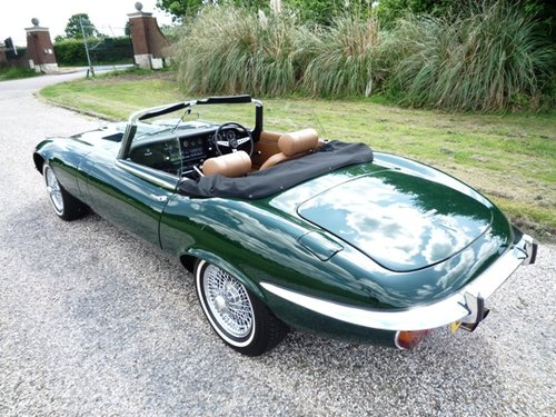 1974 Jaguar E-Type Series 3 V12 Roadster For Sale (picture 5 of 6)
