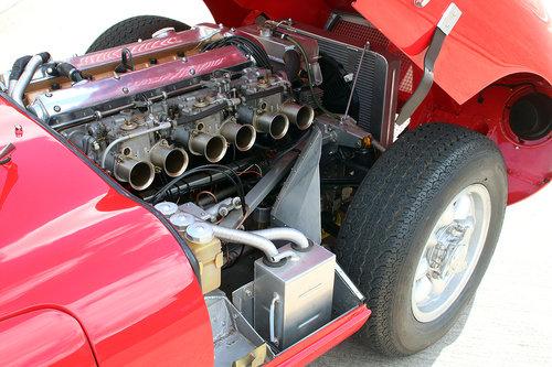 1964 Jaguar E Type FHC ex Tony Shaw Race Car For Sale (picture 4 of 6)