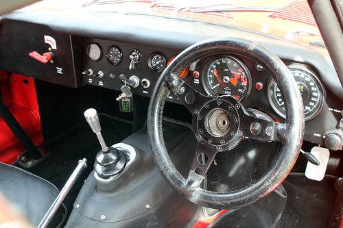 1964 Jaguar E Type FHC ex Tony Shaw Race Car For Sale (picture 5 of 6)
