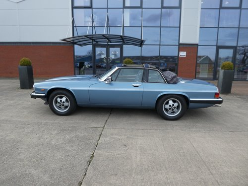 1984 Jaguar XJS-C Burberry Special Edition For Sale (picture 5 of 6)