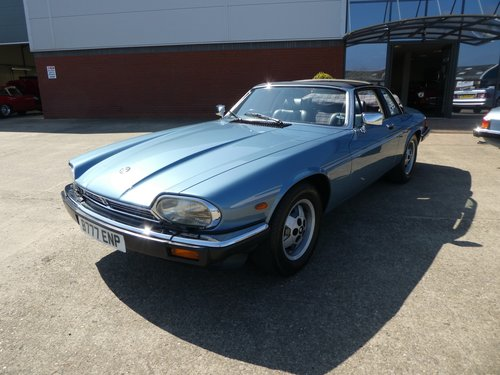 1984 Jaguar XJS-C Burberry Special Edition For Sale (picture 6 of 6)