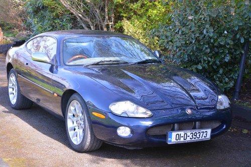 2001 Jaguar XKR  SOLD (picture 1 of 6)