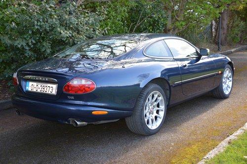 2001 Jaguar XKR  SOLD (picture 3 of 6)
