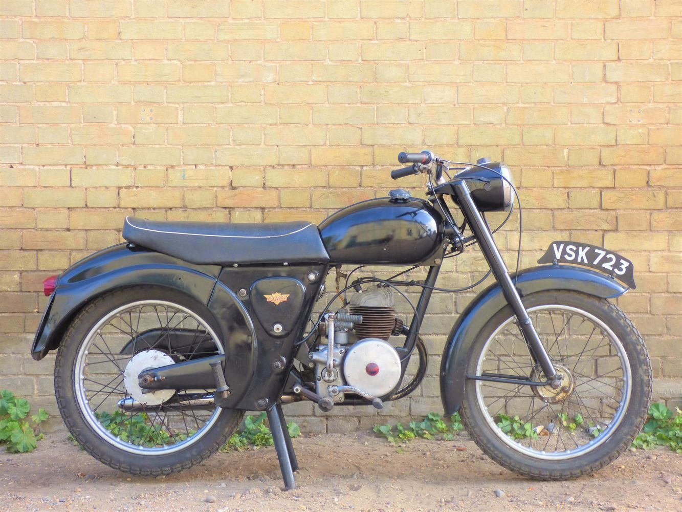 1958 James L15 Cadet 150cc SOLD (picture 1 of 6)