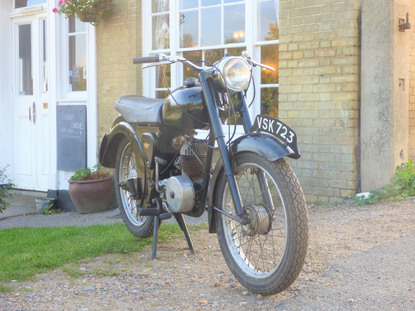 1958 James L15 Cadet 150cc SOLD (picture 6 of 6)