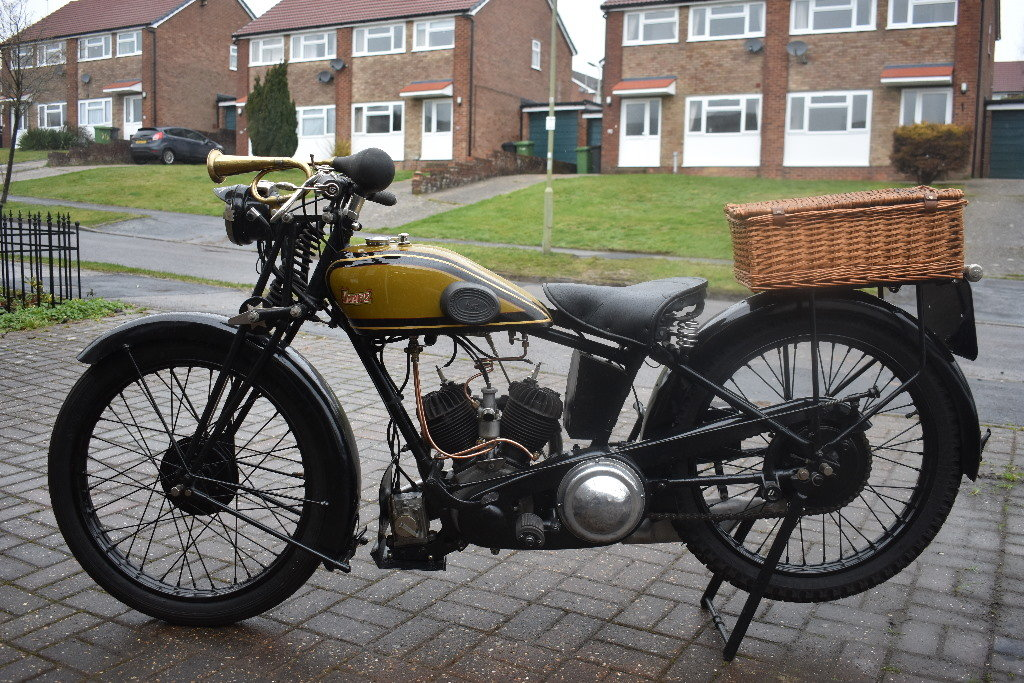 A 1928 James Model 12 - 01/06/2019 For Sale by Auction (picture 1 of 6)
