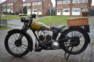 Lot 70 - A 1928 James Model 12 - 01/06/2019 For Sale by Auction