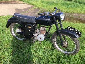 James Cadet 150cc 1958 For Sale