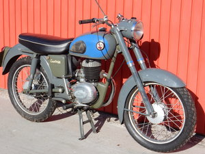 James Captain  197cc  1958 For Sale