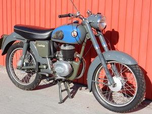 1958 James Captain  197cc