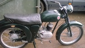 1959 1963 james comet L1, 98cc. with v5. For Sale