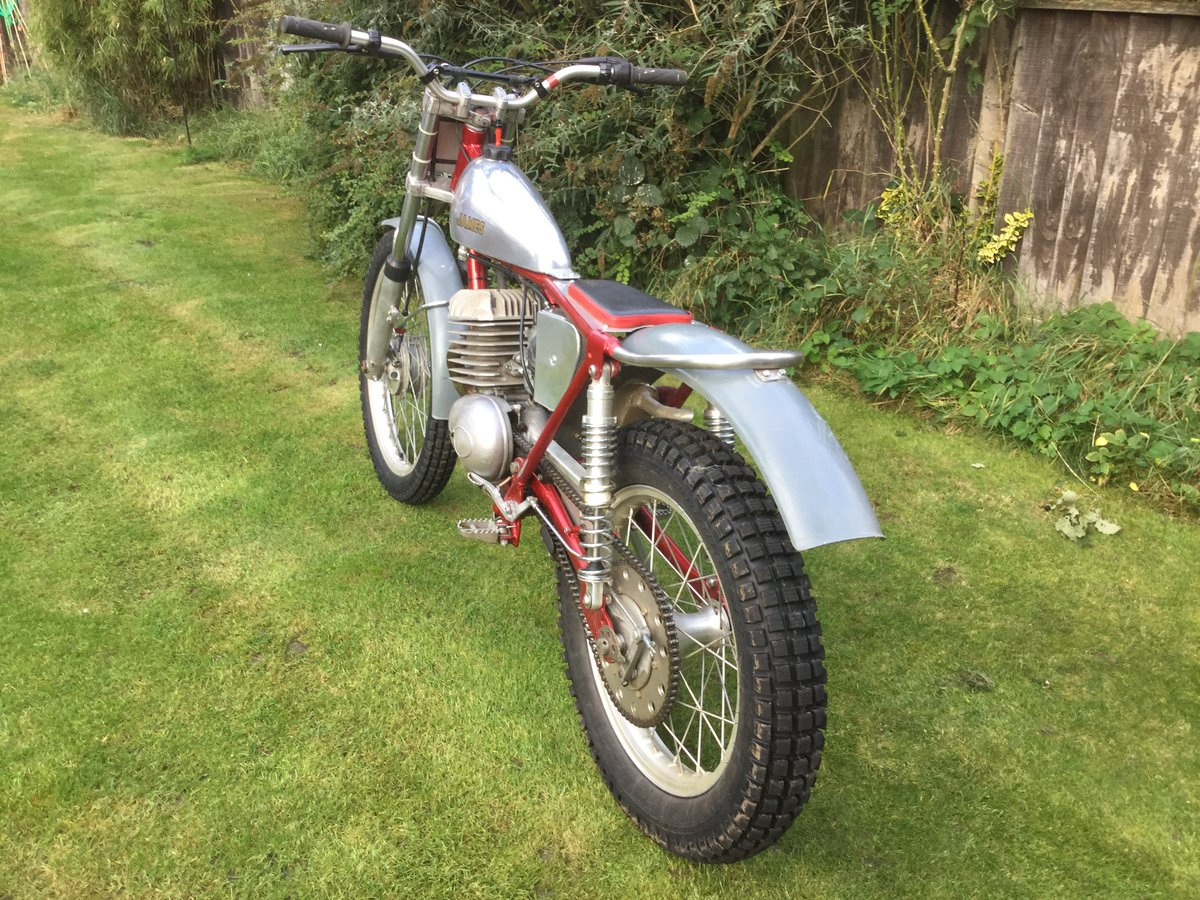 1963 James 250  trials SOLD (picture 3 of 6)