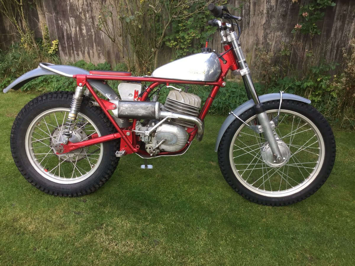 1963 James 250  trials SOLD (picture 5 of 6)
