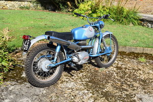 1964 James Superswift 250 Sport For Sale by Auction
