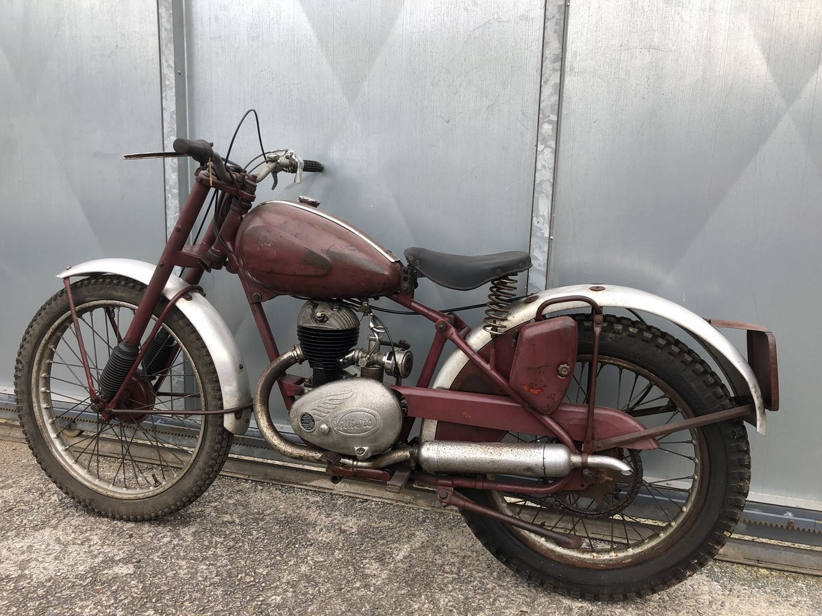 1955 JAMES GENUINE RIGID TRIALS PRE 65 RIGID ROAD REGD V5 £4995 O For Sale (picture 2 of 6)