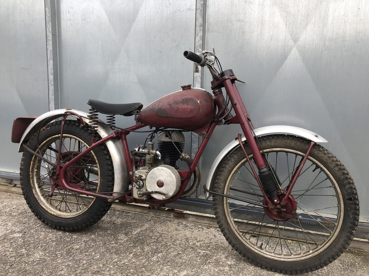 1955 JAMES GENUINE RIGID TRIALS PRE 65 RIGID ROAD REGD V5 £4995 O For Sale (picture 4 of 6)