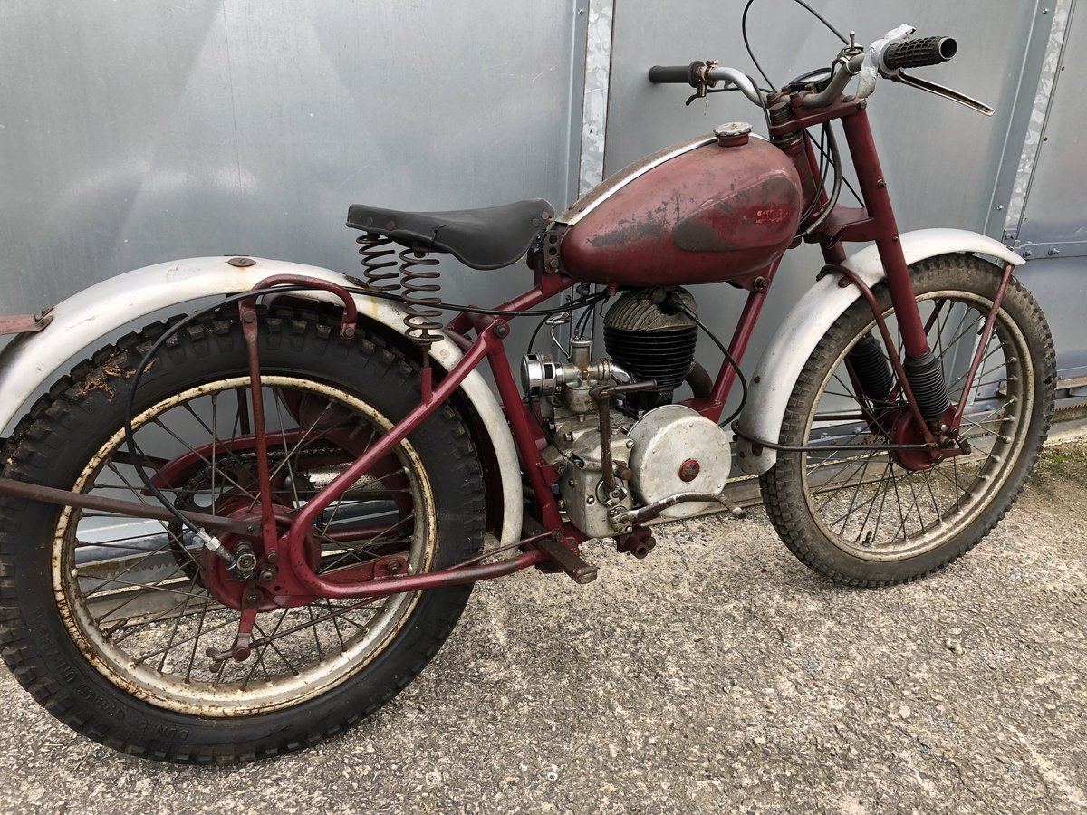 1955 JAMES GENUINE RIGID TRIALS PRE 65 RIGID ROAD REGD V5 £4995 O For Sale (picture 6 of 6)