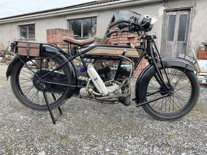 1925 James Model 10