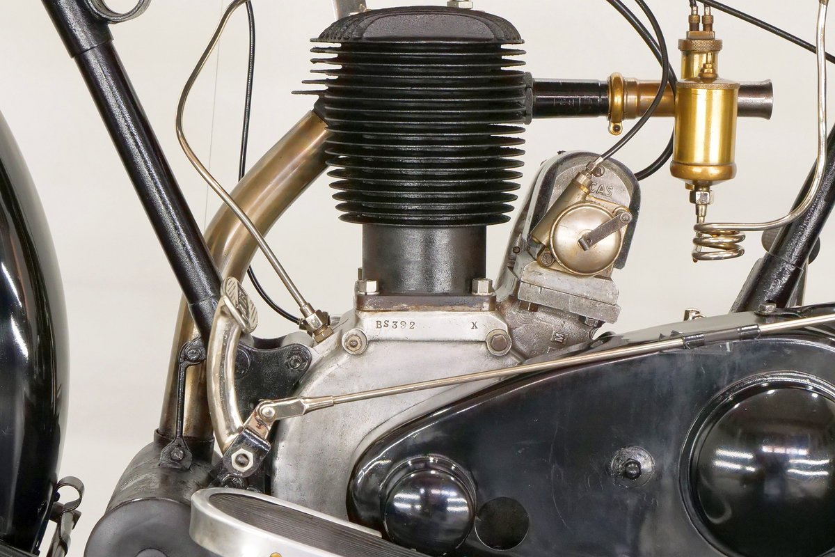 James Model 6hp 1925 600cc 1 cyl sv For Sale (picture 6 of 6)