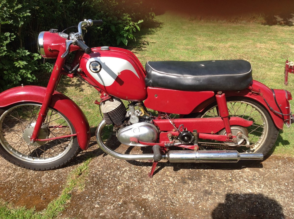 1979 James Cadet 150cc SOLD (picture 1 of 6)