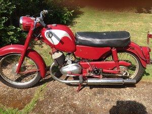 James Cadet 150cc