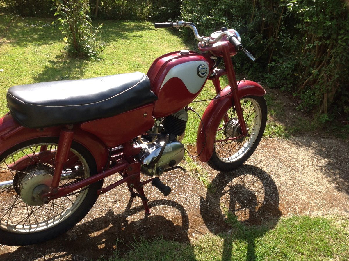 1979 James Cadet 150cc SOLD (picture 2 of 6)