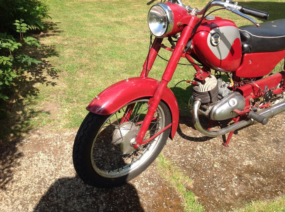 1979 James Cadet 150cc SOLD (picture 4 of 6)