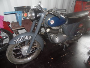 Picture of 1958 James 175cc