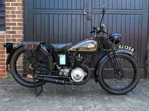 Picture of 1928 James 175cc
