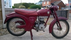 Picture of 1958 James Cadet 150cc Project
