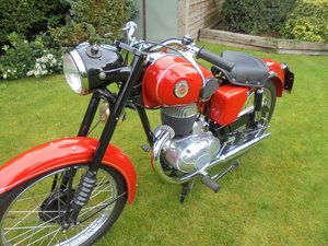 james colonel 225cc superb as new condition