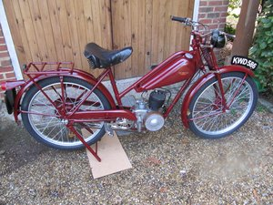 Picture of 1951 James Superlux For Sale by Auction