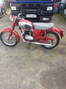 Picture of 1958 James Captain 197cc NOW SOLD