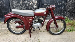 Picture of 1961 James Flying Cadet, 149cc.