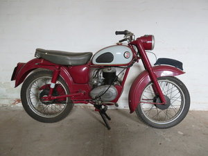 Picture of 1958 James 197cc Captain For Sale by Auction