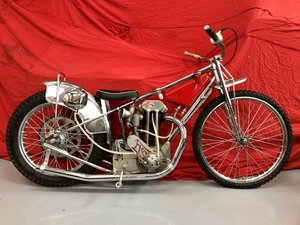 1960 Rare Rotrax FIS Speedway motorcycle